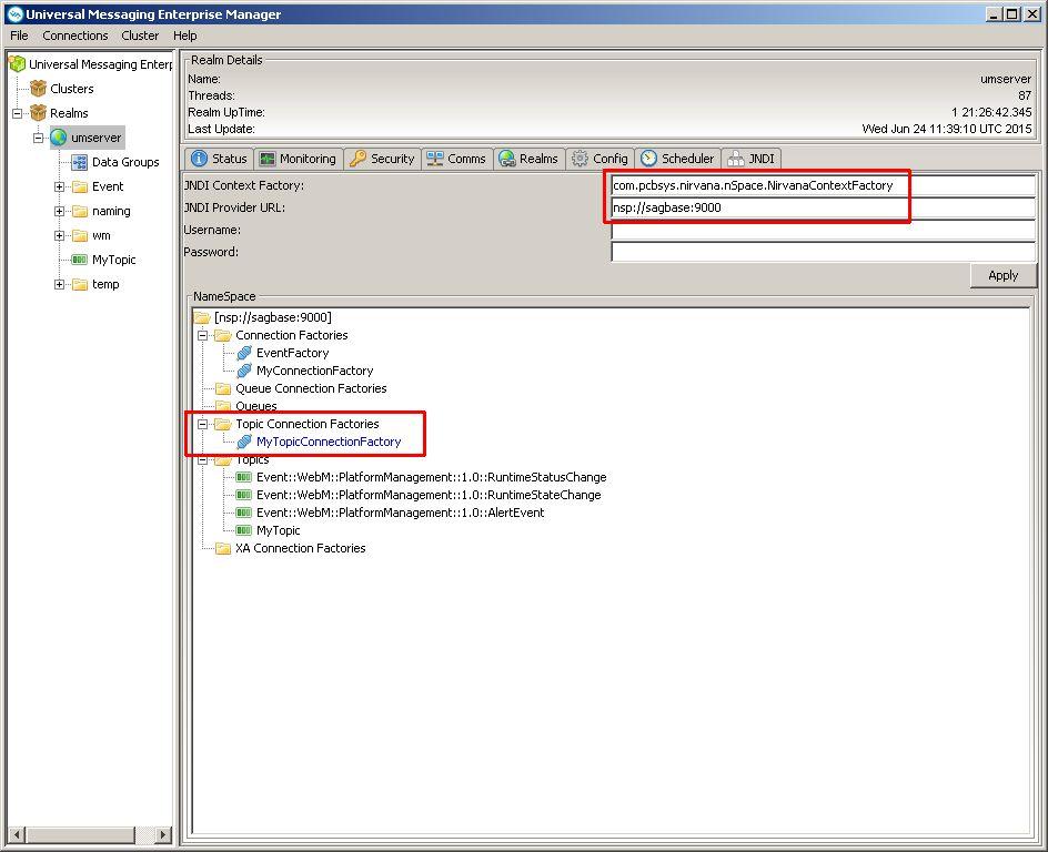 webMethods- Software AG