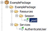 Creating a REST Resource in webMethods Integration Server - Step 4