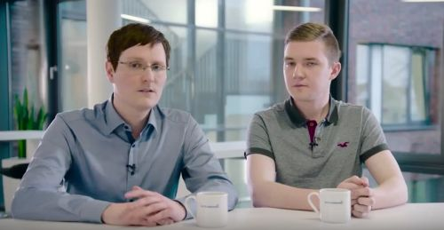 See how Insurance Company ALTE OLDENBURGER masters generational change - YouTube