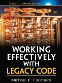 Michael Feathers - Working Effectively with Legacy Code (Robert C. Martin Series) (Affiliate)