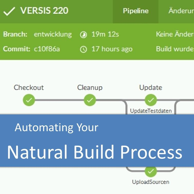 Automating Your Natural Build Process – Legacy Coder Podcast #2