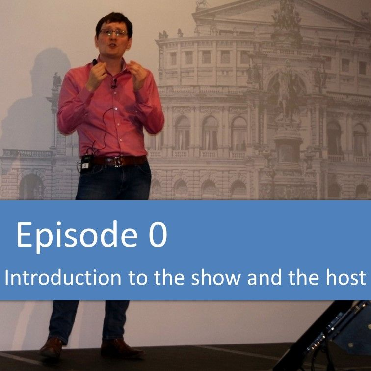 Legacy Coder Podcast Episode 0: Introduction to the show and the host