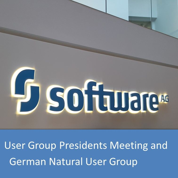 Presidents Meeting and German Natural User Group