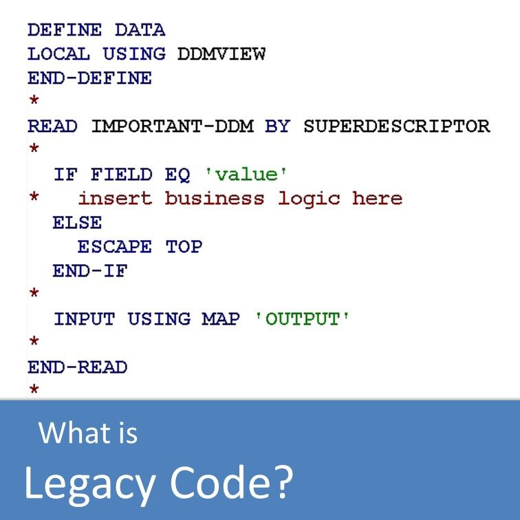 What is Legacy Code? – Legacy Coder Podcast #5