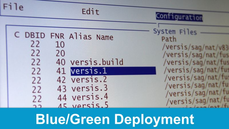 Blue/Green Deployments for Natural with different FUsers