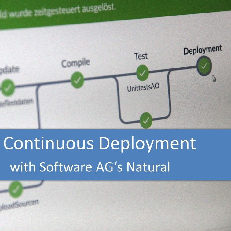 Continuous Deployment with Software AG's Adabas/Natural